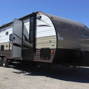 27′ Grey Wolf Travel Trailer # 13