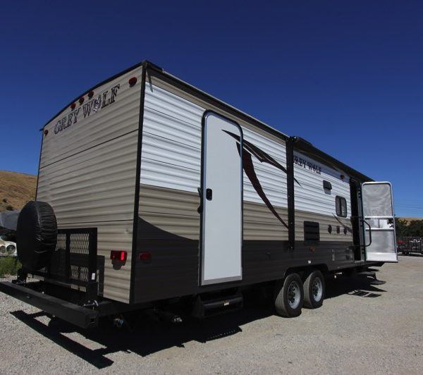 27′ Grey Wolf Travel Trailer # 3