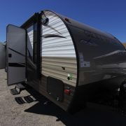 27′ Grey Wolf Travel Trailer # 4