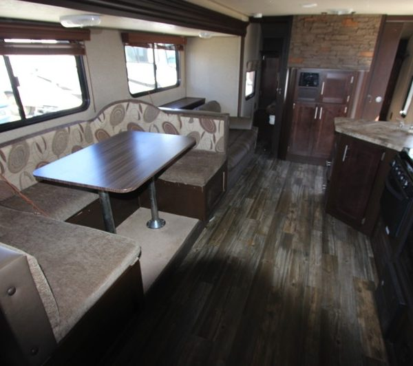 27′ Grey Wolf Travel Trailer # 7