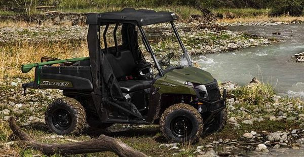 Polaris Ranger 570 – UTV Utility Vehicle # 4