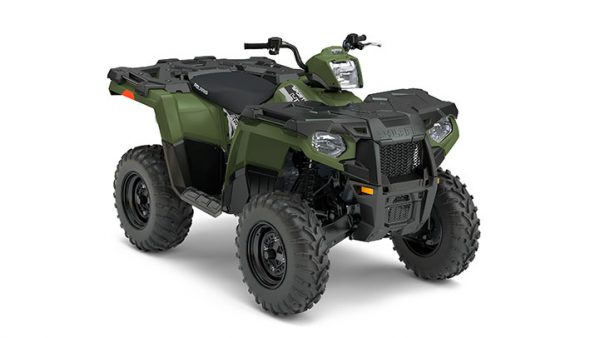 Polaris Sportsman 450 – ATV Utility Vehicle # 1
