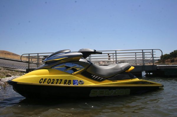 Sea Doo Rxp Jet Ski Orchard City Rv