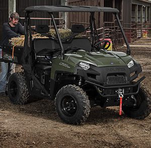 Polaris Ranger 570 – UTV Utility Vehicle FS # 4