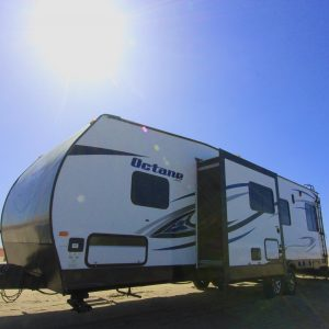 Travel Trailers & Toy Haulers