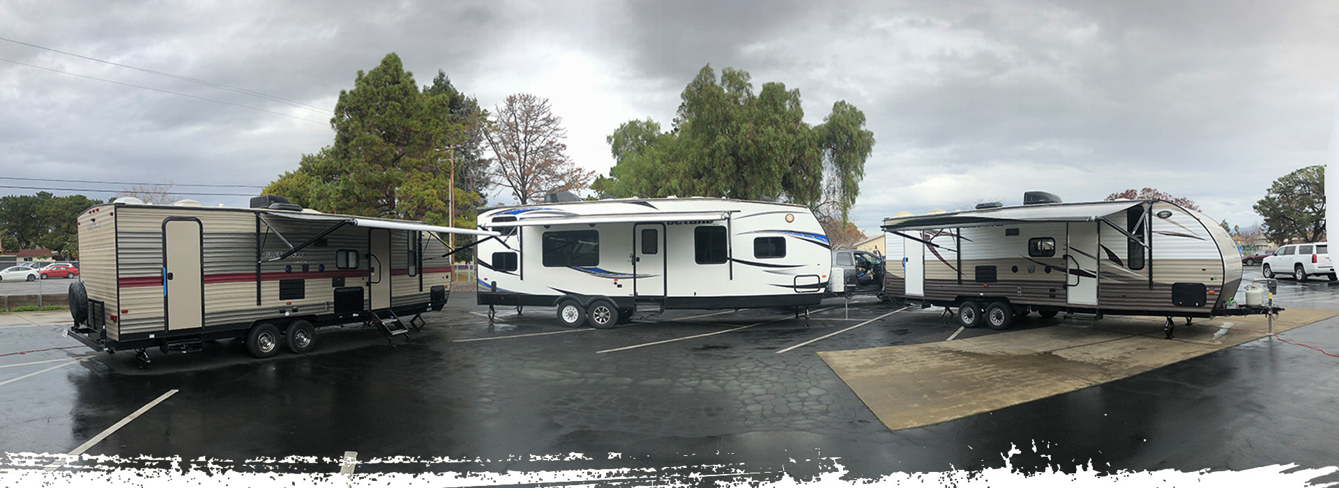 rv rental orchard california