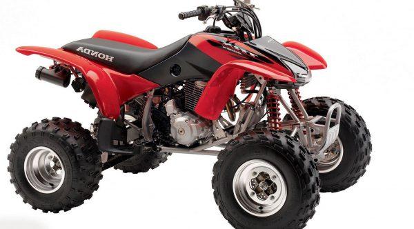 Honda TRX400ex